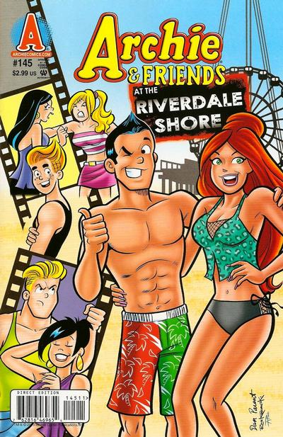 Cover for Archie & Friends (Archie, 1992 series) #145