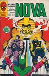 Cover for Nova (Editions Lug, 1978 series) #11