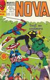 Cover for Nova (Editions Lug, 1978 series) #16