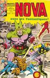 Cover for Nova (Editions Lug, 1978 series) #27
