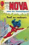 Cover for Nova (Editions Lug, 1978 series) #35