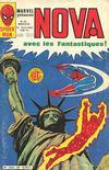 Cover for Nova (Editions Lug, 1978 series) #39