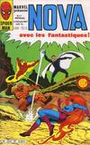 Cover for Nova (Editions Lug, 1978 series) #47