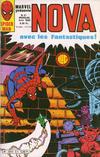 Cover for Nova (Editions Lug, 1978 series) #51