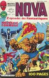 Cover for Nova (Editions Lug, 1978 series) #66