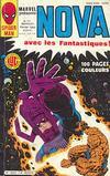 Cover for Nova (Editions Lug, 1978 series) #73