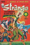 Cover for Strange (Editions Lug, 1970 series) #191