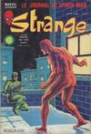 Cover for Strange (Editions Lug, 1970 series) #195