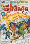 Cover for Strange (Editions Lug, 1970 series) #205