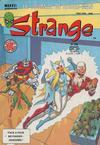 Cover for Strange (Editions Lug, 1970 series) #208