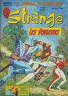 Cover for Strange (Editions Lug, 1970 series) #212