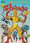 Cover for Strange (Editions Lug, 1970 series) #222