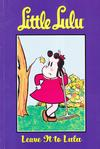 Cover for Little Lulu (Dark Horse, 2005 series) #12 - Leave It to Lulu