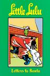 Cover for Little Lulu (Dark Horse, 2005 series) #6 - Letters to Santa