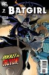 Cover for Batgirl (DC, 2009 series) #7