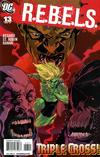 Cover for R.E.B.E.L.S. (DC, 2009 series) #13