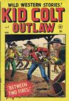 Cover for Kid Colt Outlaw (Superior Publishers Limited, 1949 series) #7