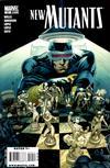 Cover for New Mutants (Marvel, 2009 series) #10