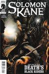 Cover for Solomon Kane: Death's Black Riders (Dark Horse, 2010 series) #1