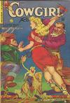 Cover for Cowgirl Romances (Superior Publishers Limited, 1952 series) #8