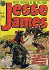 Cover for Jesse James (Superior Publishers Limited, 1951 series) #3