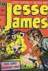 Cover for Jesse James (Superior Publishers Limited, 1951 series) #4