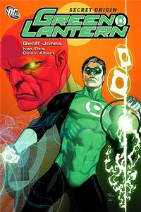 Cover Thumbnail for Green Lantern: Secret Origin (DC, 2010 series)