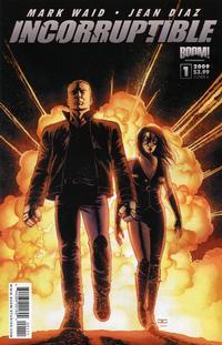 Cover for Incorruptible (Boom! Studios, 2009 series) #1