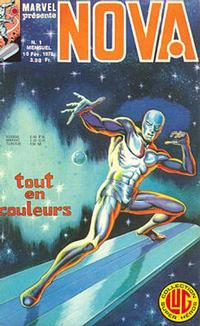 Cover Thumbnail for Nova (Editions Lug, 1978 series) #1