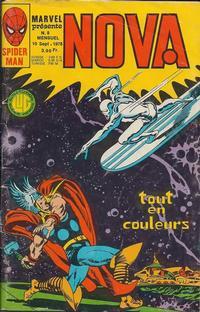 Cover Thumbnail for Nova (Editions Lug, 1978 series) #8