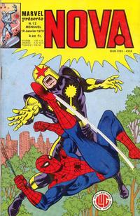 Cover Thumbnail for Nova (Editions Lug, 1978 series) #12