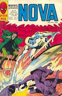 Cover Thumbnail for Nova (Editions Lug, 1978 series) #13