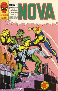 Cover Thumbnail for Nova (Editions Lug, 1978 series) #14