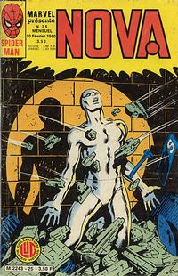 Cover Thumbnail for Nova (Editions Lug, 1978 series) #25