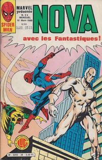 Cover Thumbnail for Nova (Editions Lug, 1978 series) #26