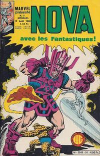Cover Thumbnail for Nova (Editions Lug, 1978 series) #31