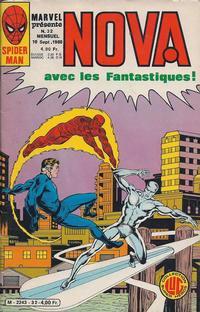 Cover Thumbnail for Nova (Editions Lug, 1978 series) #32