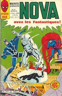 Cover Thumbnail for Nova (Editions Lug, 1978 series) #33