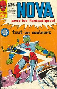 Cover Thumbnail for Nova (Editions Lug, 1978 series) #36