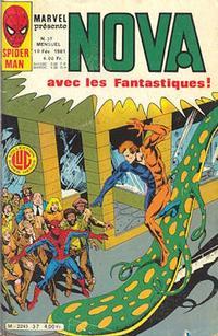 Cover Thumbnail for Nova (Editions Lug, 1978 series) #37