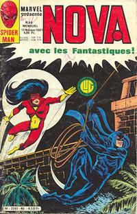 Cover Thumbnail for Nova (Editions Lug, 1978 series) #46