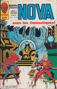 Cover Thumbnail for Nova (Editions Lug, 1978 series) #55