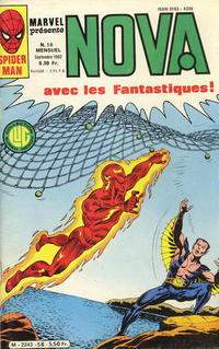 Cover Thumbnail for Nova (Editions Lug, 1978 series) #56