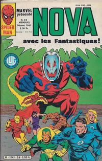Cover Thumbnail for Nova (Editions Lug, 1978 series) #59