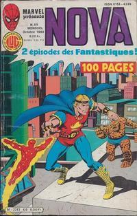 Cover Thumbnail for Nova (Editions Lug, 1978 series) #69