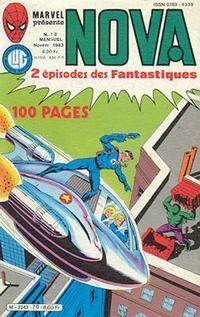 Cover Thumbnail for Nova (Editions Lug, 1978 series) #70