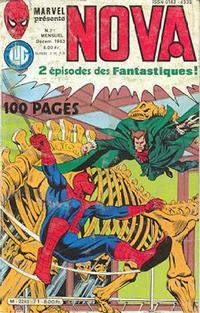 Cover Thumbnail for Nova (Editions Lug, 1978 series) #71