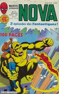 Cover Thumbnail for Nova (Editions Lug, 1978 series) #72