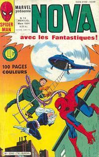 Cover Thumbnail for Nova (Editions Lug, 1978 series) #74