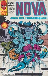 Cover Thumbnail for Nova (Editions Lug, 1978 series) #84